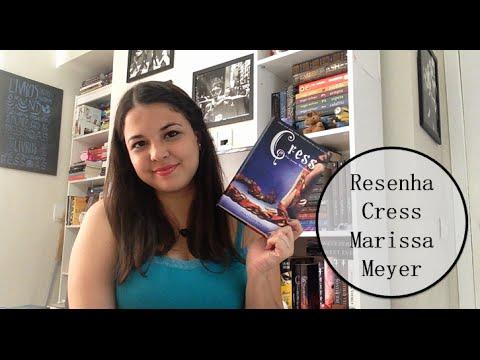 Resenha Literária: Cress - As Crônicas Lunares Vol. 3 - Marissa Meyer