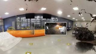 Flood 360 Degree Experience at the FM Global Natural Hazards Laboratory