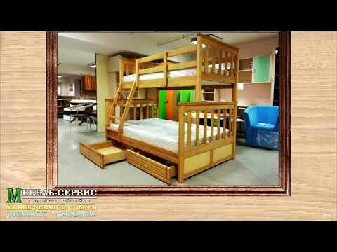 Детские двухэтажные кровати из дерева. Обзор, характеристики, особенности