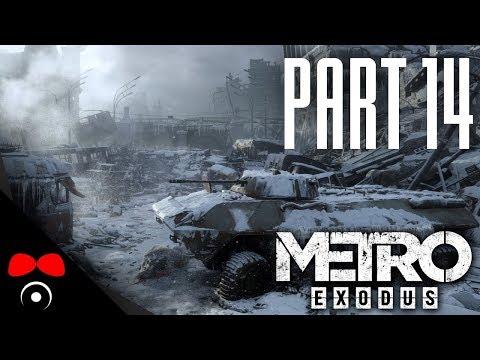 KONEC KOMUNISMU! | Metro Exodus #14