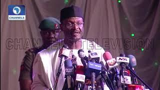 INEC Chairman Explains Reasons For Postponement Of Elections - Full Speech