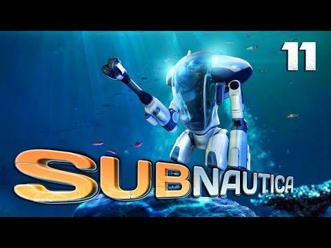Výprava za PRAWN Suitem - Subnautica S4 - Díl 11 - Nakashi