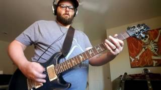 Avenged Sevenfold Desecrate Through Reverence Guitar Cover HQ Audio