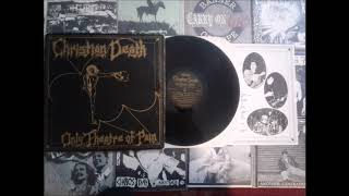 Christian Death - Only Theatre of Pain LP