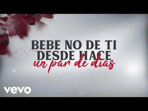 No Se De Ti (Audio)