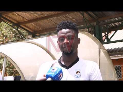OKWETEGEKERA CHAN: Uganda Cranes eri mukutendekebwa