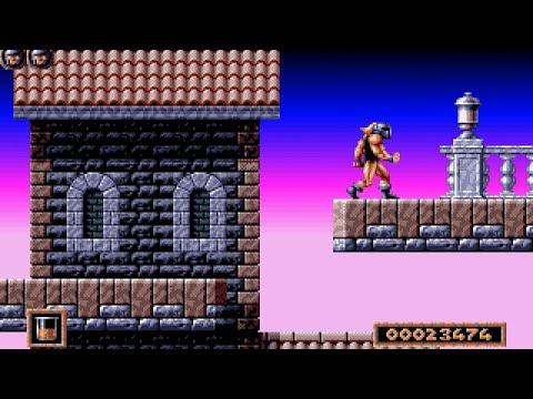 Gods Longplay (Amiga) [50 FPS]
