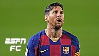 Lionel Messi Has Had Enough Of RUBBISH Barcelona - Julien Laurens   La Liga