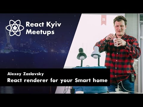 React renderer for your Smart home