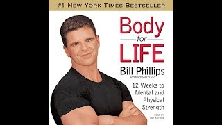 Body for Life by Bill Phillips, Michael D'Orso Audiobook Excerpt