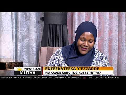 Mwasuze Mutya: Okutekeratekera ezzadde(Family Planning)| Aisha Nabakiibi