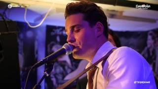 "Video thumbnail of ""Douwe Bob & Eurovision Friends - Hey Jude   The Bar   ESC16"""