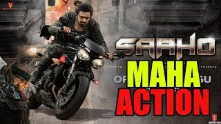 Saaho Official Teaser : REVIEW | Prabhas | Shraddha Kapoor | Sujeeth | UV Creations | #SaahoTeaser