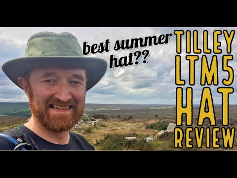 Tilley LTM5 Airflow Hat Review by Trailblazer Outdoors