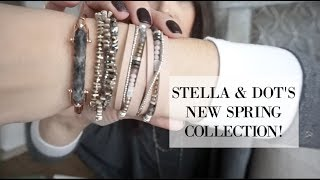 STELLA & DOT | SPRING 2019 COLLECTION | TOP JEWELRY TRENDS FOR SPRING!