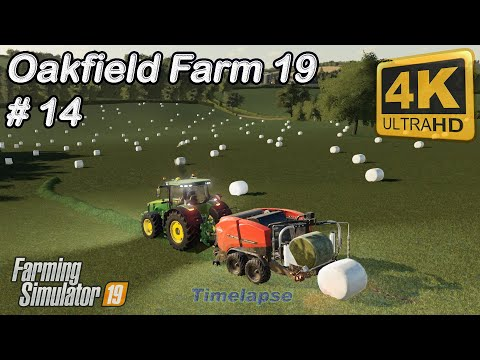 Oakfield Farm 19 | Building BGA & sheds, buying field