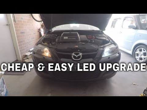 How to install LED parking lights
