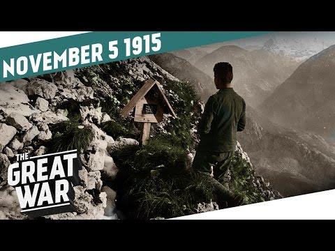 Srbsko se hroutí, Francouzi v zoufalství - Velká válka