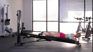 Shoulder Press (Plyo)