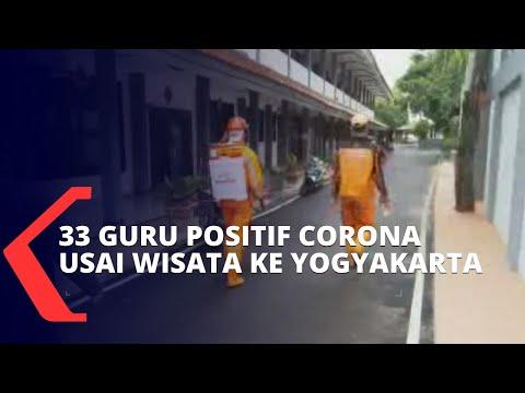 usai wisata ke yogyakarta guru smp terkonfirmasi positif covid-
