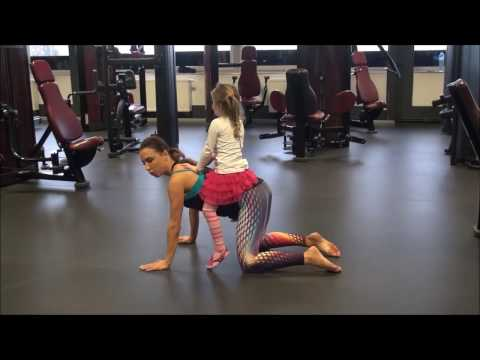 Gimnastyka dla bocznych mięśni brzucha