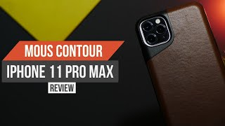 Mous Contour Case for iPhone 11 Pro Max Review