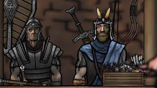 The Senile Scribbles: Skyrim Parody - Part 11 (Bonus Episode)