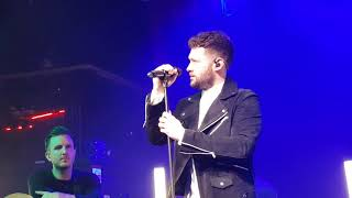 Calum Scott - No Matter What - The Academy - Dublin - 12/04/2018