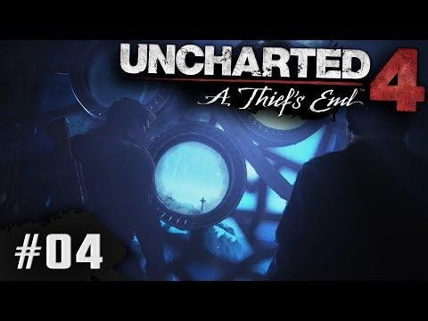 UNCHARTED 4 |#04| PIRÁTSKÁ JESKYNĚ | by PeŤan