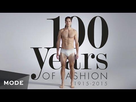 Thời Trang Qua 100 Năm: Nam Giới