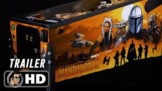 STAR WARS: THE MANDALORIAN PINBALL Official Trailer (HD) by Joblo TV Trailers