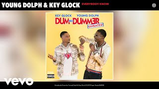 Young Dolph, Key Glock   Everybody Know (Audio)