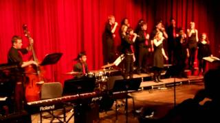 WCHS Jazz Singers - Someone to Watch Over me