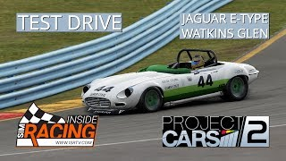 Project Cars 2 - Test Drive - Jaguar E Type - Watkins Glen