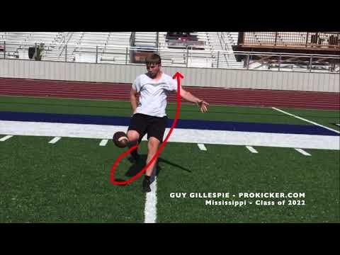 Guy Gillespie.- Ray Guy Prokicker.com Punter