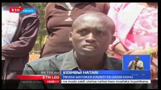 Familia mbili kutoka Uasin Gishu waomboleza vifo vya watoto wao baada ya kuzama kidimbwini