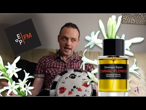 "Frederic Malle ""Carnal Flower"" Fragrance Review"