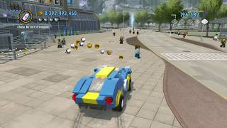 LEGO City Undercover (Wii U) ~ Collectables Guide - LEGO City Airport (Part 4/4)