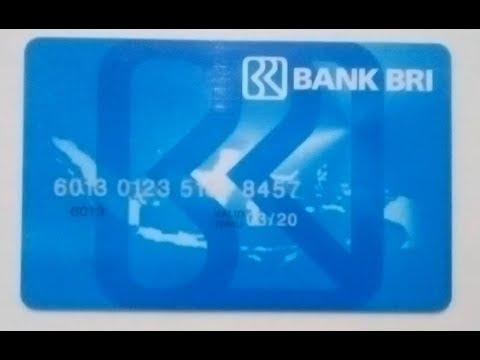 review ATM BRI card