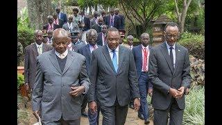 Will Uhuru Kenyatta mediate Uganda, Rwanda row?