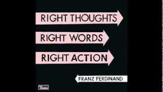 Fresh Strawberries (acoustic version) - Franz Ferdinand