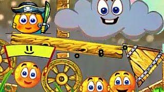 развивающие мультики для детей  мультик спасение апельсина серия 15 мультфильм головоломка для детей