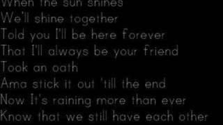 Rihanna Ft Jay Z Umbrella With Lyrics