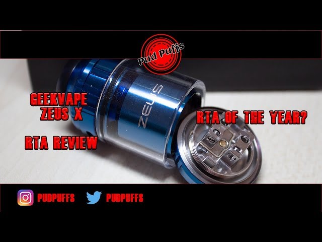 Geekvape Zeus X Review - Is The Hype Real?