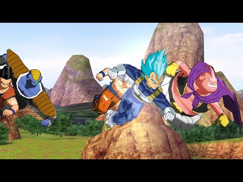 SUPER DRAGON BALL HEROES WORLD MISSION - Battle Gameplay Trailer | Switch, PC