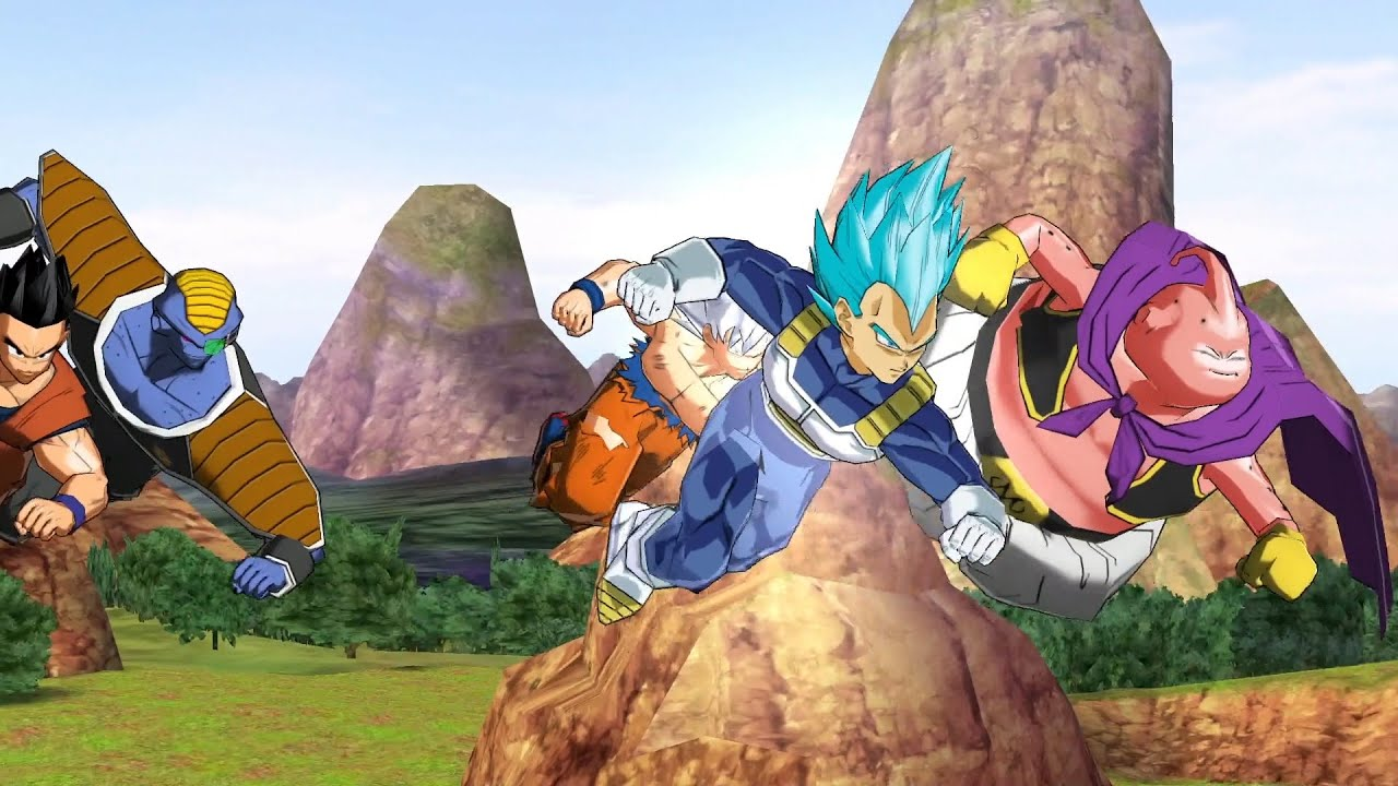 Super DRAGON BALL Heroes: World Mission (Switch) video 1