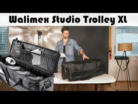 Walimex Studio Trolley XL - Super Miese Qualität!