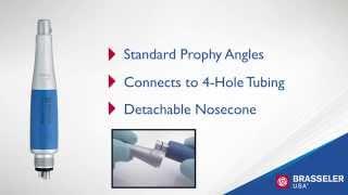 Hygiene Pro Air Prophy Motor - Product Video - Brasseler USA