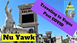 Flying to Las Vegas post COVID