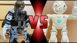 ROBOT DEATH BATTLE! - Lynx VS Bioloid (ROBOT DEATH BATTLE!)